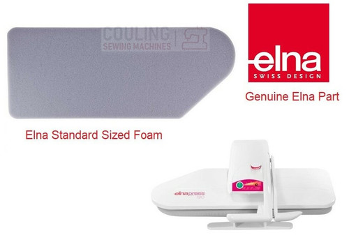 Elna Ironing Press Standard Foam