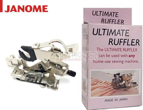 JANOME RUFFLER ATTACHMENT FOOT - 943100000 CATEGORY A,B,C