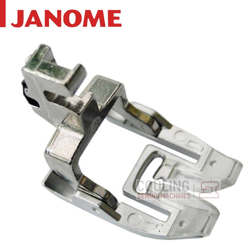 JANOME STANDARD ACUFEED AD FOOT - 846570002 - 6600p 7700qcp ONLY