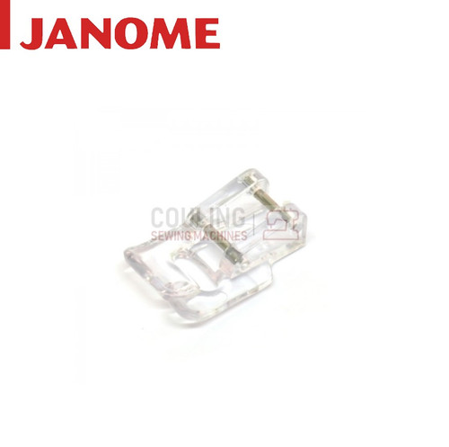 JANOME APPLIQUE QUILT FOOT B - 802411008 CATEGORY A