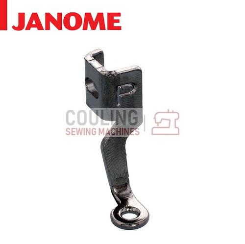 JANOME EMBROIDERY P FOOT METAL - 852890000 MC400E MC500E MC550E ONLY