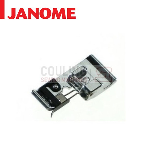 JANOME OVERLOCK OVEREDGE FOOT C - 820804008 CATEGORY B & C
