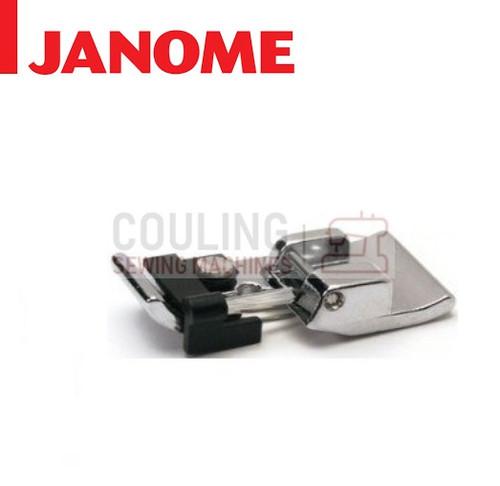 JANOME OVERLOCK OVEREDGE FOOT + BRUSH C - 822801001 CATEGORY B & C