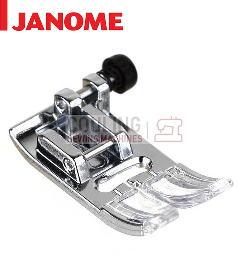 JANOME STANDARD ZIG ZAG FOOT A CENTRE - 832523007 CATEGORY B & C