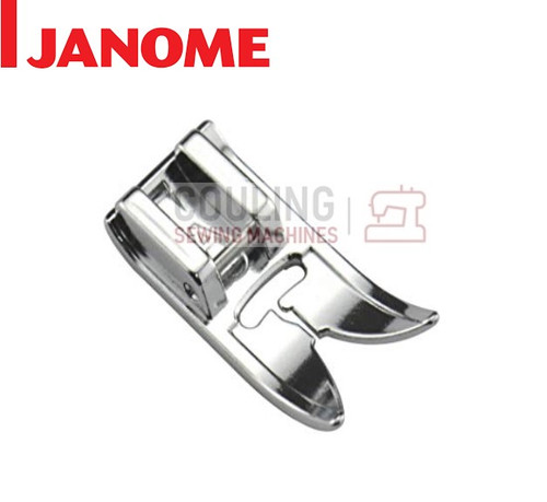 JANOME STANDARD ZIG ZAG FOOT A (no spring) - 685502008 CATEGORY B & C