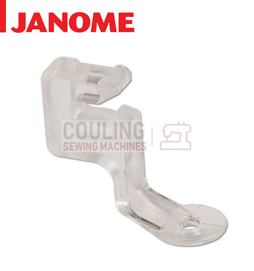 JANOME EMBROIDERY P FOOT PLASTIC - 856023006 MC200E ONLY