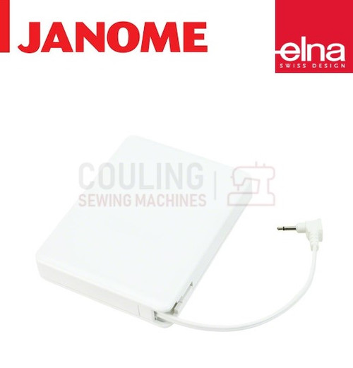 Elna Foot Control Retractable Cable New Type 043271111