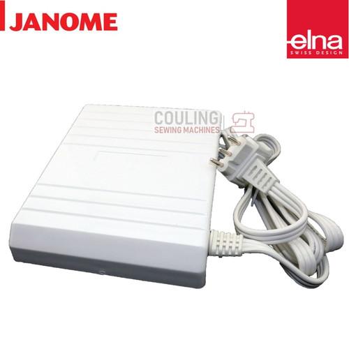 Janome Special Foot Control 6125, 5050, JL250, JL300, 625E. (janome F/C 033071222