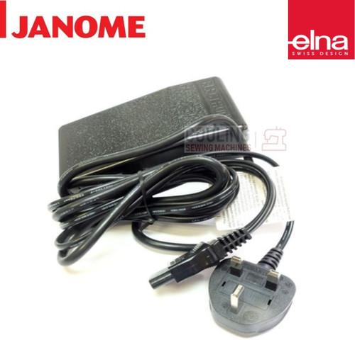 Elna Foot Control Standard Overlock - 664, 664 Pro, 444 +  C-1033
