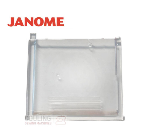 Janome Slide Plate / Bobbin Cover - 652009008 - Fits My style 16, 21 and 30, 652, 654, 658 etc