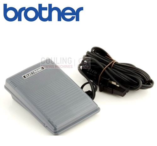 Brother Foot Control Pedal & Lead Standard 3 Pin - XC7456521