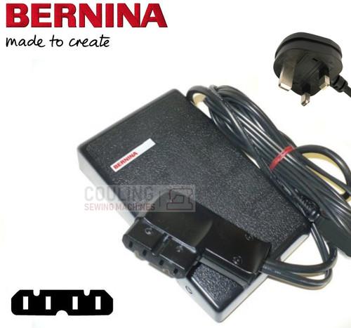 Bernina Foot Control Pedal & Lead Standard 1000 - 1015, 1008s