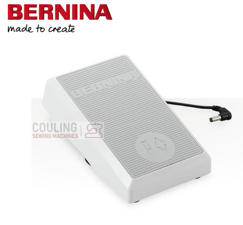 Bernina Foot Control Pedal 530 550qe 570 710 720 750 140