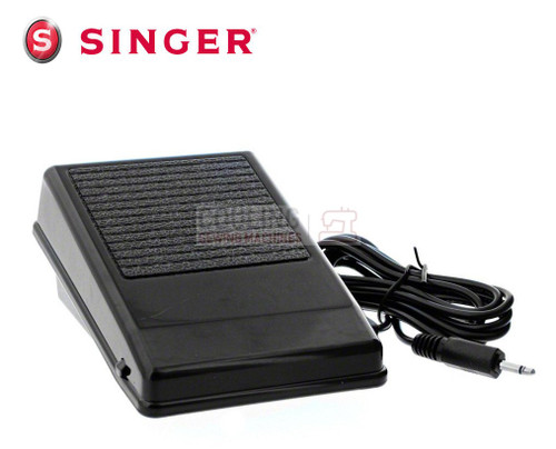 Singer Foot Control Pedal - Jack Pin Symphonie 7140, Confidence 7640 ONLY C-8000