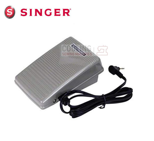 Singer Foot Control Pedal - Jack Pin 9910 9960 XL3400