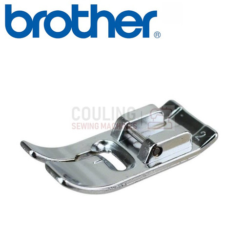 BROTHER Standard 5mm Zig Zag J Foot L14, LS14, LX17, LX25 + XC4901121