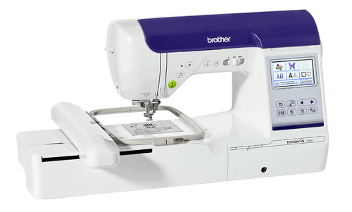 Brother Innov-is F480 Sewing and Embroidery Machine - EX-DISPLAY MODEL