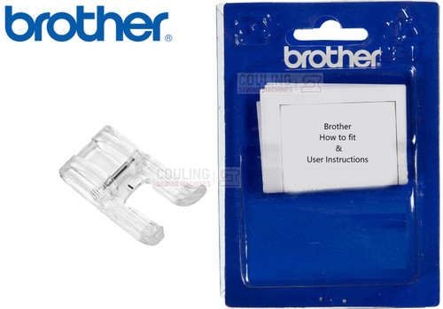 BROTHER Open Toe Applique Foot (Plastic) F027N - XC1964052