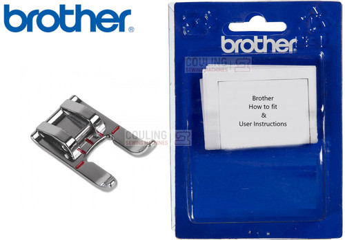 BROTHER Open Toe Applique Foot (Metal) F060 - XG6687001