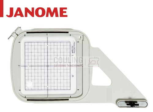 Janome Embroidery Hoop Square SQ14A - 140x140mm MC9900 MC8950 861804407
