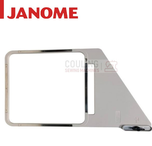 Janome Embroidery Hoop Large Square ASQ22 - 220x220mm MC15000 MC14000 MC12000 859428107