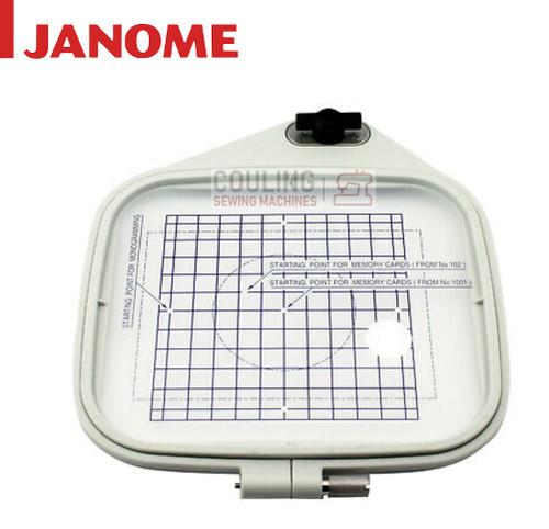 Janome Embroidery Hoop Standard Common A - 110x110mm MC10001 MC1000 MC9700 MC9500 MC300E MC350E 850801008