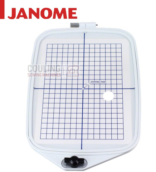 Janome Embroidery Hoop Large B - 140x200mm MC10001 MC1000 MC9700 MC9500 MC300E MC350E  850802009