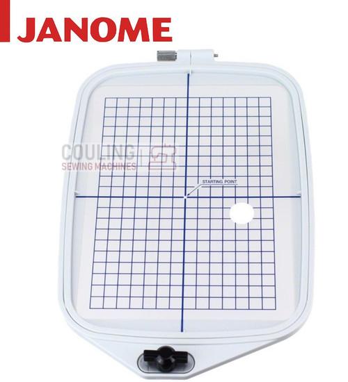 Janome Embroidery Hoop Large B - 140x200mm MC10001 MC1000 MC9700 MC9500 MC300E MC350E  850802009
