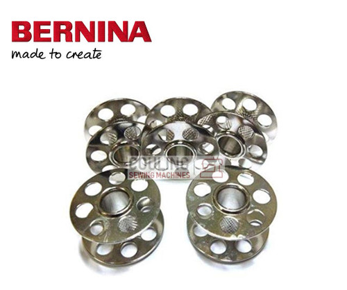 Genuine Bernina CB Standard Bobbins - Pack of 5 - 0015367200
