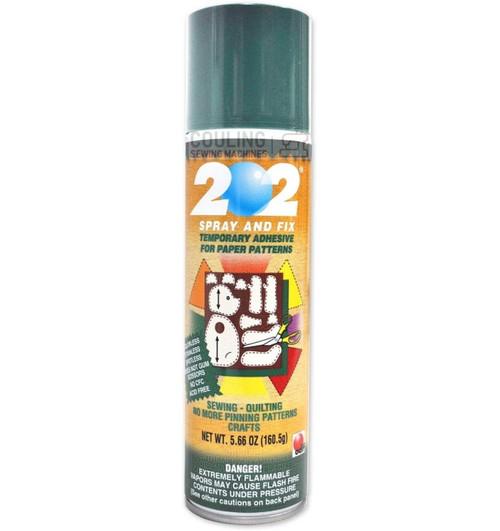 Odif 202 Craft Spray - No Pins Adhesive Patterns to Fabric 43566