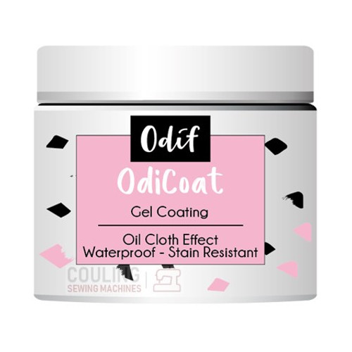 Odif OdiCoat Fabric Oil Cloth waterproof coating 250ml 45031