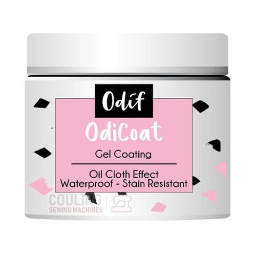 Odif OdiCoat Fabric Oil Cloth waterproof coating 250ml 45031