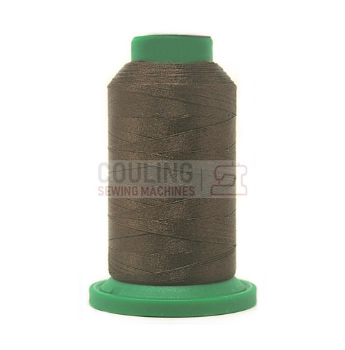 Isacord Polyester Embroidery Machine Thread 1000m - Pine Park Green 0945