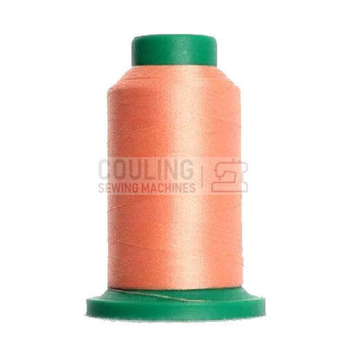 Isacord Polyester Embroidery Machine Thread 1000m - Starfish 1351
