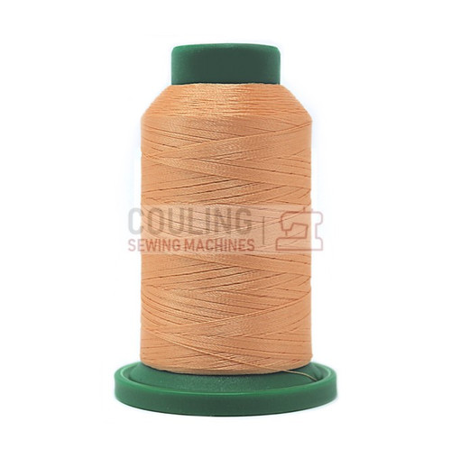 Isacord Polyester Embroidery Machine Thread 1000m - Shrimp 1362