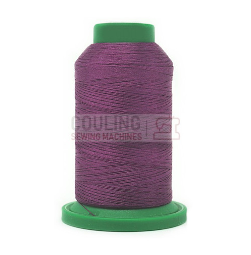 Isacord Polyester Embroidery Machine Thread 1000m - Dusty Grape Purple 2600