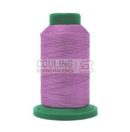 Isacord Polyester Embroidery Machine Thread 1000m - Frosted Plum Purple 2640