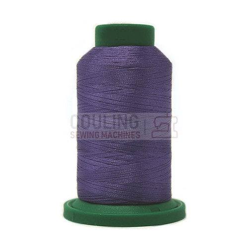 Isacord Polyester Embroidery Machine Thread 1000m - Twilight Purple 3211