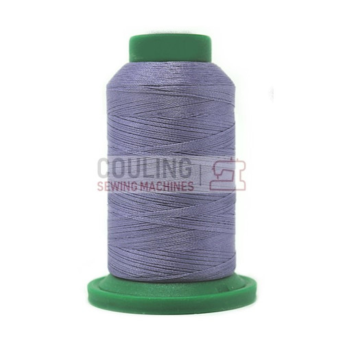 Isacord Polyester Embroidery Machine Thread 1000m - Amethyst Frost Purple 3241