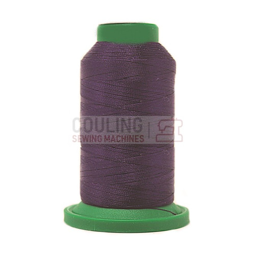 Isacord Polyester Embroidery Machine Thread 1000m - Heraldic Purple 3536