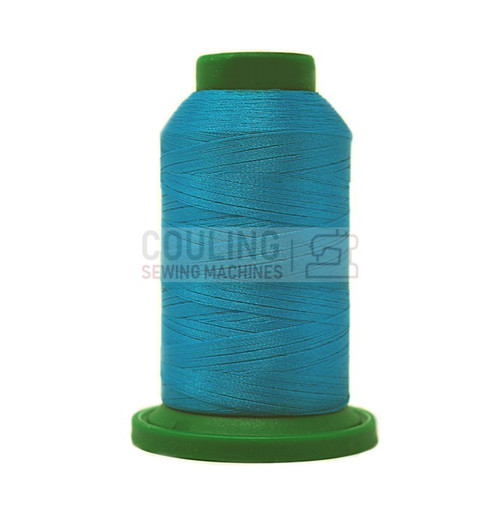 Isacord Polyester Embroidery Machine Thread 1000m - California Blue 4103