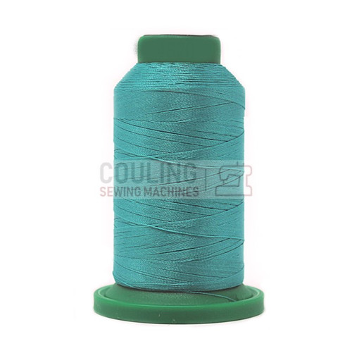 Isacord Polyester Embroidery Machine Thread 1000m - Jade 4620