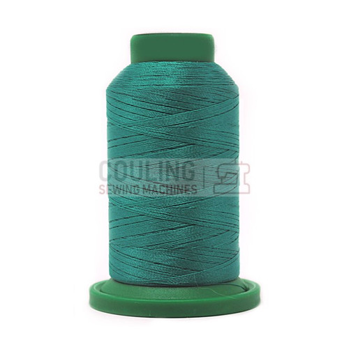 Isacord Polyester Embroidery Machine Thread 1000m - Dark Jade 5101