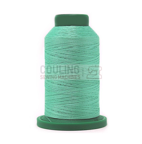 Isacord Polyester Embroidery Machine Thread 1000m - Sliver Sage Green 5220