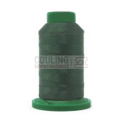 Isacord Polyester Embroidery Machine Thread 1000m - EverGreen 5326