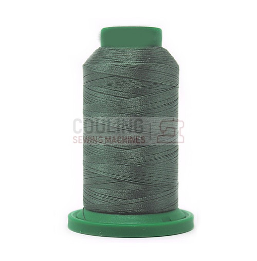 Isacord Polyester Embroidery Machine Thread 1000m - Willow Green 5664