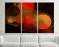 Astronomical Triptych