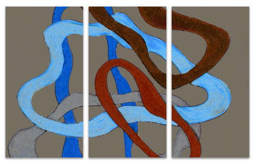Normandy Triptych