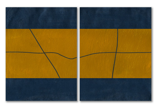 Persona Diptych