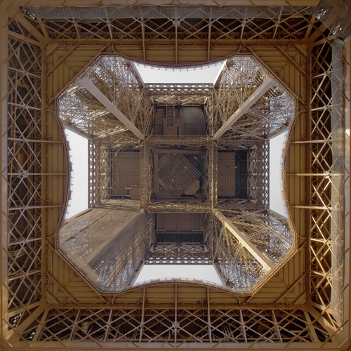 Under The Tower Square